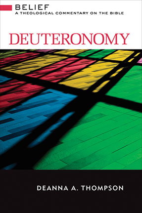deuteronomy, by deanna thompson